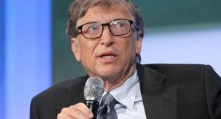 ביל גייטס מייסד מיקרוסופט - הון עשירי העל מקביל לחצי  מהעניים