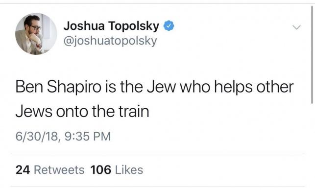 הציוץ של טופולסקי