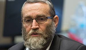 """ח""""כ משה גפני - גפני דורש: לעכב את 'חוק ירושלים' של בנט"""