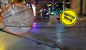 """לא מרכז תיירות: פטל דביק בליל שבת במא""""ש"""