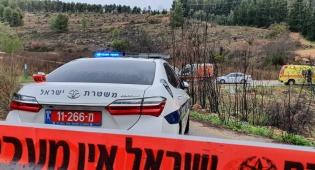 ירי על רכב בעמק הארזים; שלושה נפצעו קל