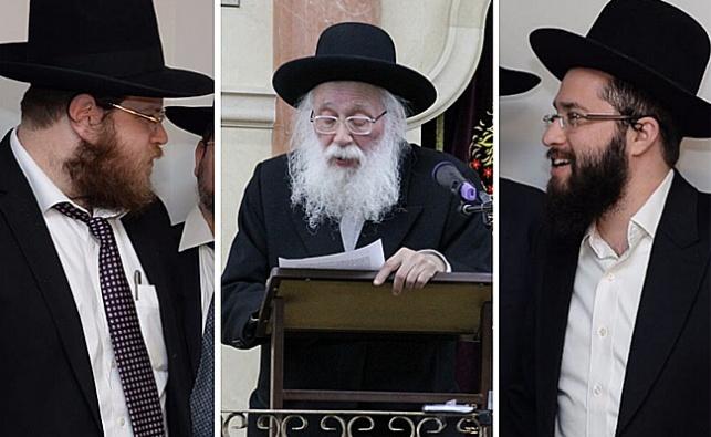 """הרב יענקי קנייבסקי, הגר""""י בסילמן והרב דוד שפירא"""