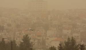 מזג אוויר הפכפך בדרך: סופות חול ורעמים