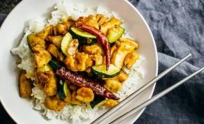 מאן מאן צ'ה! עוף קונג פאו כמו שמכינים בסין - מאן מאן צ'ה: עוף קונג פאו כמו שמכינים בסין