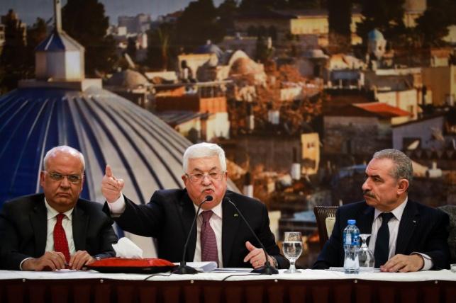 אבו מאזן: לא מחוייבים להסכמים עם ישראל