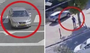צפו: מסלול הבריחה של רוצח היהלומן הדתי
