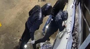 המשטרה עצרה כנופיה של 14 פורצים. צפו