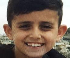 נעדר. אליאור אליהו - המשטרה מבקשת עזרה: בן 8 נעדר 4 ימים