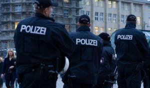 שוטרים בגרמניה. אילוסטרציה
