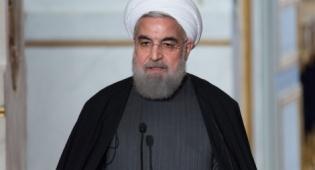 נשיא איראן רוחני - הירדנים חוששים משליטת אירן בגבול  הסורי