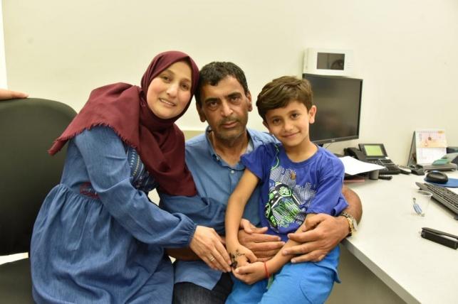הילד והוריו, לאחר השחרור