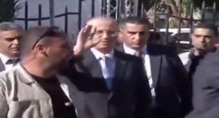 חמדאללה מגיע לעזה - התכנסה ממשלת אחדות בין חמאס לפתח