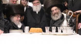 הרבי מבעלזא ביקר אצל הרבי מסאדיגורא