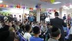 כשמאות הילדים ריגשו  בשירה אדירה • צפו