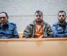 בן דוד היום בבית המשפט - בית המשפט דחה את ערעור רוצח אבו חדיר