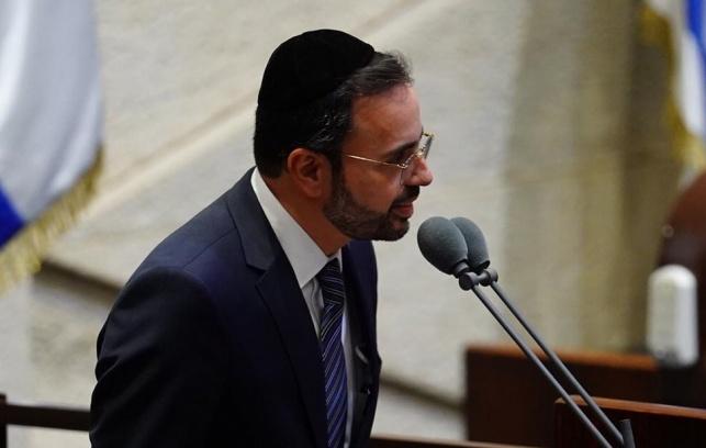 חבר הכנסת אוריאל בוסו