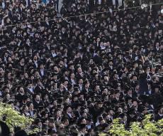 אלפים בכינוס בחירות