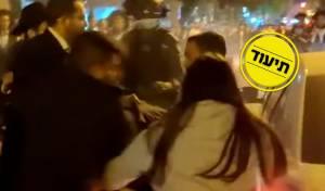 שורפי פחים נעצרו על ידי בלשים מחופשים