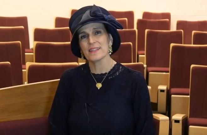 אֵיכָה יָשְׁבָה בָדָד • הרבנית ימימה מזרחי. צפו