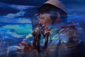 """וואו: כשבניה יוחאי ביצע את """"אייכה"""" על הבמה"""