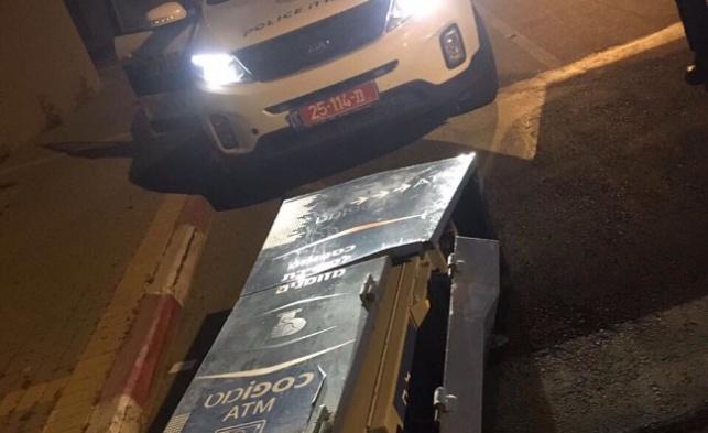 נעצרו 3 חברי כנופיית גנבי כספומטים בדרום