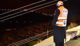 חסידות גור נגד ההתנדבות בארגוני ההצלה