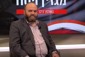 """חברונע'ר, חסיד חב""""ד ועיתונאי: קובי אריאלי בריאיון מיוחד"""