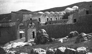 """ציון הרשב""""י במירון, 1950"""