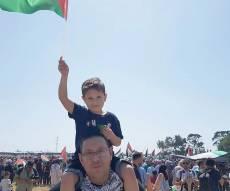 """תהלוכת הנכבה - הנכבה שלהם: ישראלים שאגו """"נקריב חיינו"""""""