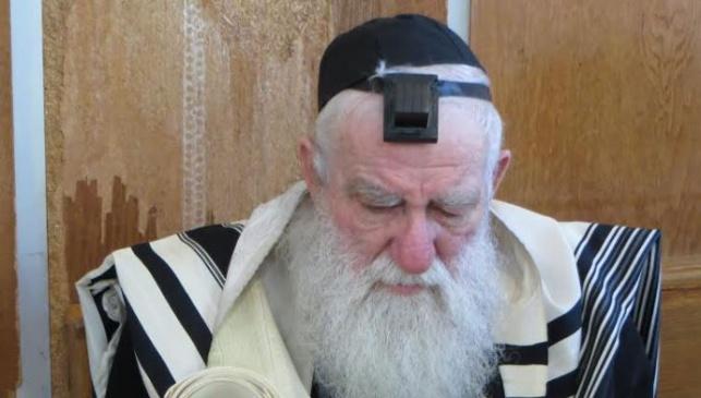 """הגאון רבי יחיאל יצחק ברנשטיין זצ""""ל"""
