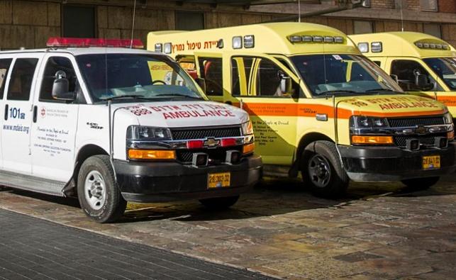 חדשות יום כיפור: 249 התעלפו, 136 נשים פונו
