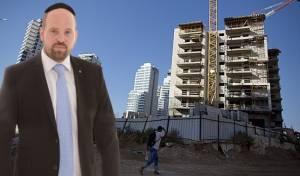 """יקי רייסנר, מנכ""""ל ובעלים של חברת הבנייה רייסדור"""