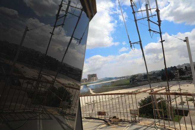 גלריה מיוחדת: שדה התעופה הנטוש של י-ם