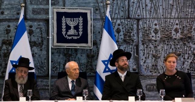 השבעת הרבנים הראשיים כדיינים