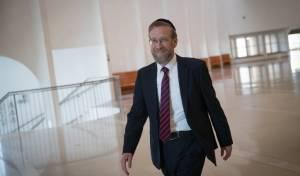 סופית: יצחק פינדרוס יהיה בכנסת עם המנדט השמיני של ג'