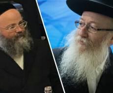 השר יעקב ליצמן ויוחנן ויצמן - יוחנן ויצמן: מי זה ליצמן? אני הכי קרוב לרב'ה