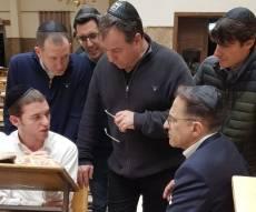 הרבי לאנשי רה״מ: השבת שומרת על ישראל