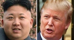 טראמפ ואון - טראמפ מאשר: השר שלי נפגש עם ג'ונג און
