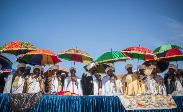 """50 יום אחרי כיפור: האתיופים חוגגים """"סיגד"""""""