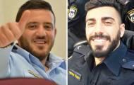 שני השוטרים שנרצחו