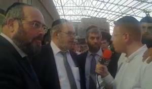 בראיון ל'כיכר': ה'געוולד' של בכירי 'דגל'. צפו
