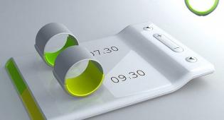 פתרון חדש: שעון מעורר זוגי - בנפרד