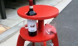 שולחן היין ששיגע את הרשת