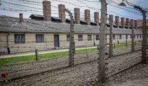 מחנה הריכוז אושוויץ-בירקנאו בפולין