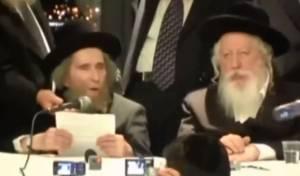 """מי היה """"הרב שטיינמן""""? צפו בכתבה מ'כאן'"""