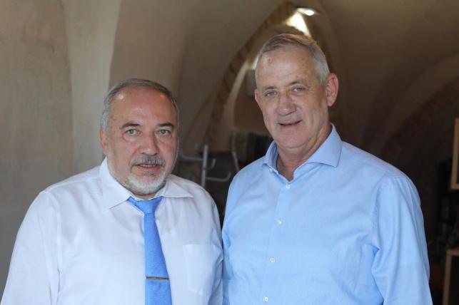 גנץ וליברמן, לאחר פגישתם