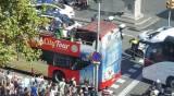 נמלטים מזירת האירוע - שני ישראלים בברצלונה עדיין לא יצרו קשר