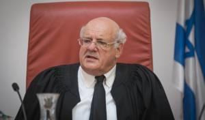 השופט חנן מלצר - מי אתה השופט חנן מלצר? // הרב ישראל גליס