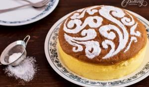 עוגת גבינה יפנית אוורירית ורכה