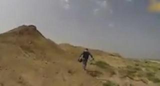 צפו: כך חדרו מחבלים מעזה לשטח ישראל